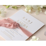 Premium Triplex and Foiled Elegance  - Wedding Invitations - WP-TP02-MG-02-P - 178777
