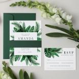 Tropical Wedding - Wedding Invitations - GI-KI300-CP-04 - 178680