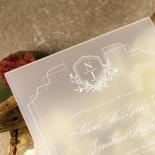 Acrylic Regal Enchantment Design