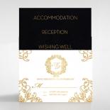 Aristocrat Wedding Card Design
