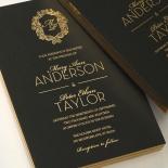 Aristocrat Invitation Design