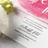 At Sunset Wedding Invitation