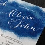 At Twilight Invite Card