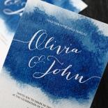 At Twilight Invitation Card Design