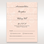 Pink flower patterned accessory cards