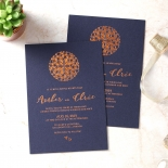 Bohemia Stationery design