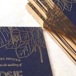 Botanical Canopy Card Design
