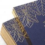 Botanical Canopy Invitation Card Design