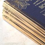 Botanical Canopy Wedding Invitation Card