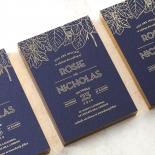 Botanical Canopy Wedding Invitation Card Design