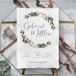 Country Charm Wedding Invite