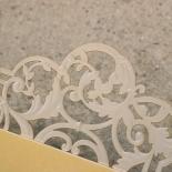 Damask Love Invitation Design