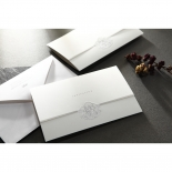 Elegant Seal Wedding Invitation Card Design