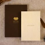Enchanting Forest Wedding Invitation Card