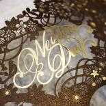 Enchanting Forest Wedding Card