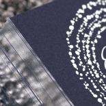 Enchanting Halo Stationery design