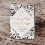 English Rose Invite