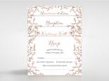 Fleur Wedding Card Design