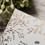 Fleur Wedding Invitation Design