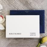 Forest Love Invitation Card Design