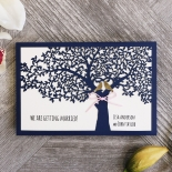 Forest Love Wedding Invitation Design