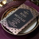 Gatsby Glamour Invitation