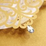 Golden Baroque Pocket with Foil Invitation Design