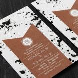 Graffiti Invite Card Design