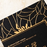 Grand Flora Stationery card design