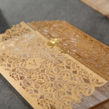 Imperial Glamour Wedding Card Beautifully Design