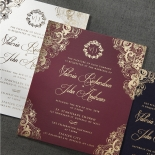 Imperial Glamour Invitation