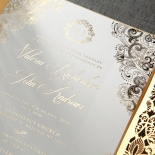 Imperial Glamour Invitation Beautifully Design