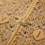 Imperial Glamour Wedding Card