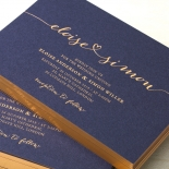 Infinity Invite Card Design