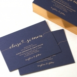 Infinity Invite Card