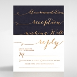 Infinity Stationery card design