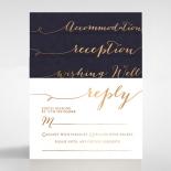 Infinity Invitation Card Design