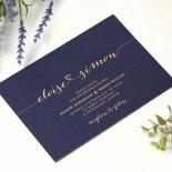 Infinity Wedding Invitation Card Design