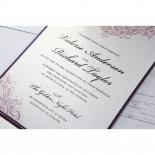 Jewelled Elegance Wedding Card