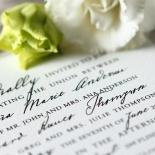 Love Letter Invite Card Design