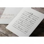 Love Letter Invitation Card Design