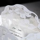 Lovely Lillies Invitation Card Design