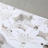 Lovely Lillies Wedding Card