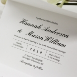 Modern Vintage Invite