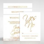 Moonstone Wedding Invitation