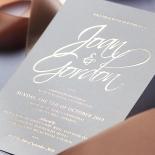 Moonstone Wedding Invite