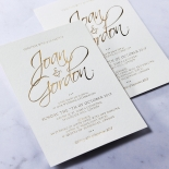 Moonstone Invitation Card Design
