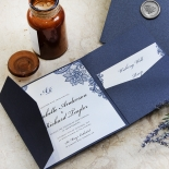 Noble Elegance Invite Card