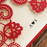Oriental Charm Invite Card Design