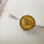 Prosperous Golden Pocket Invite